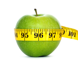 Picture-of-weight-loss-apple-photo