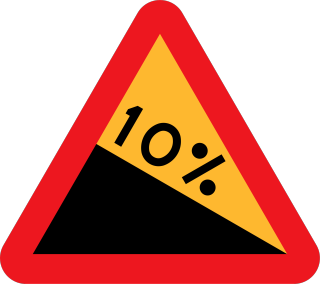 Ryanlerch-10-downward-gradient-roadsign